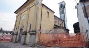 Chiesa di Cascine Calderari, frazione di Certosa di Pavia