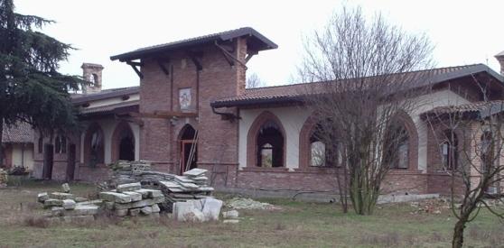 tenuta medievale, Abuso edilizio in località Stazione Certosa