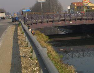 Il ponte sul Naviglio